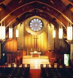 Central United Methodist Church (Casavant Frères 1967) Kansas City, Missouri