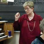Carol Dean's class