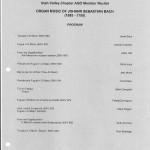 2006 03 18  Member Recital page 1 - program