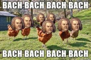 Bach bach bach
