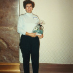 Carol Dean, outgoing dean