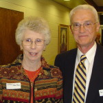 Lorene and David Worlton