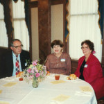 Mr. & Mrs. Griffin with Lella Pomeroy