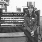 Cindy Wells answers questions about the Rodgers combination pipe/electronic organ