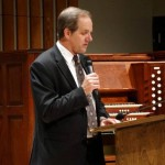 Don Cook, BYU Organ Faculty