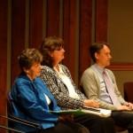 Bonnie Goodliffe, Sheri Peterson, Jack Stoneman