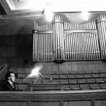 Ken Udy performing Alexander Schreiner's works