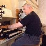 Dr. Douglas E. Bush playing the Knauff organ at St. Phillippus und Jakobus Kirche in Geisa, Germany.