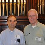 2014 02 25 - David Chamberlin, Mike Bigelow