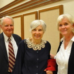 Jim Stevens, Joan Stevens, Jan Clayton