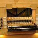 A look inside the tracker organ
