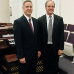 Dr. Ryan Eggett and Dr. Don Cook