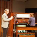 Gabriele Terrone and Miranda Wilcox- Master Class