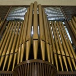 First United Methodist Church pipes