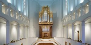 Bales Recital Hall organ