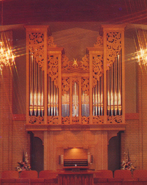 Provo Central Stake Organ